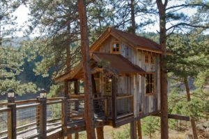 Trestlewood Tree House